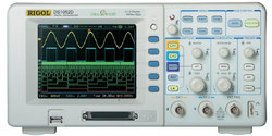 NABL Calibration Service For Oscilloscope