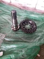 Gear Set for Post Hole Digger (Crown & Pinion 11:25)