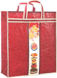 Multicolor Designer Carry Bag