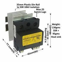 50 Amp SSR  Burst Fire Control