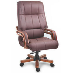 CEO High Back Leather Chair