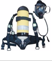Self Contained Breathing Apparatus (Scba Set)