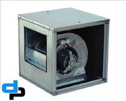 Inline Fan With SISW Blower 300 CFM