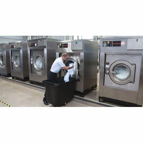 Fully Automatic Industrial Laundry Washing Machine