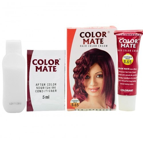 Color Mate Hair Colour Cream
