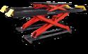 Scissor-on-Scissor Alignment Lift