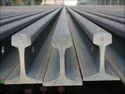 Jindal Mild Steel British Standard Rails Cr 120, For Gantry, Max Load Capacity: 50 Ton