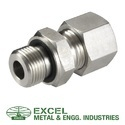 Male Stud Connector Din 2353