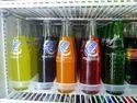 Beverage Bottle - Soda Lime -  Ceramic Glass Color