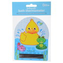 LCR Temperature Labels Baby Bath Thermometer, BATH-01