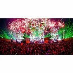 Live Concert Management Service