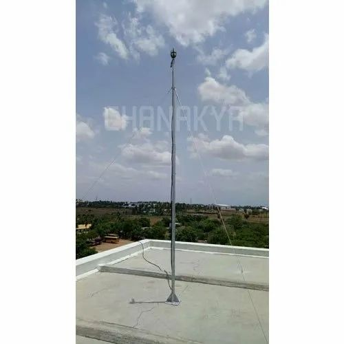 Lightning Protection Pole