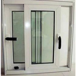White Aluminium Aluminum Domal Window, For Home,Office etc