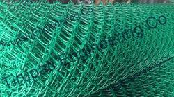 Industrial PVC Coated Chain Link Nets