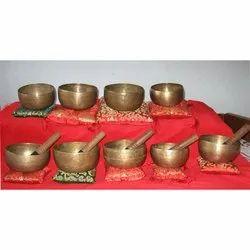 Antique Tibetan Khara Singing Bowl