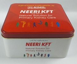 pharma tin container