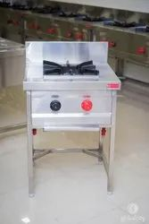 SINGLE GAS RANGE SS