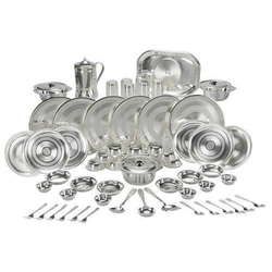 Tableware Silver Plated PVD Coating Services