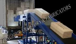 Portable Truck Loading Conveyor System
