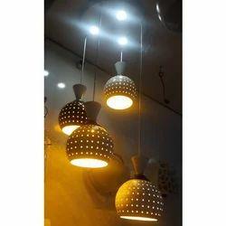 Brass SVL Designer Chandelier Light