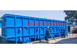Rectangular & Square Acid Storage Tank