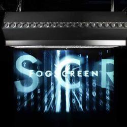 Fog Screen Rental Services