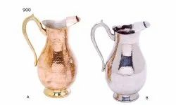 Copper Water Jug, Size: 2 Ltr