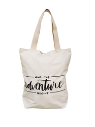 Cotton Printed Tote Bag Hs-703t