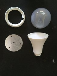 Ceramic Syska Type PBT Housing, Shape: Round
