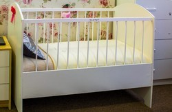 PVC Baby Cot Cover