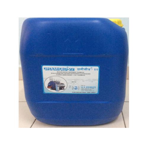 Boiler Water Treatment Chemicals - Low Pressure Boiler