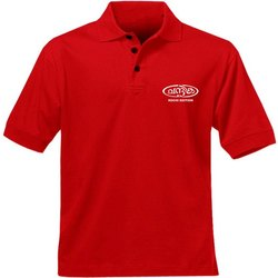Red Cotton Corporate Promotional T-Shirt, Packaging Type: Packet