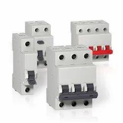 Electrical Switch Gear, Switch Size: 1 Module, 2