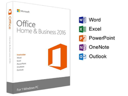 Microsoft Office Home & Business 2016 Windows for PC