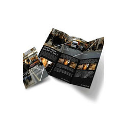 Promotional Brochures Printing Service