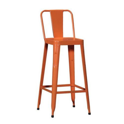 Handicraft Point Iron Metal Low Back Bar Stool Chair Rs 1450 Piece