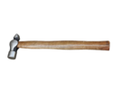 Cross Pein Hammer with Wooden Handle