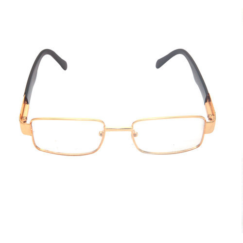 c8279d09fdc Redex Golden Full Rim Eyeglass at Rs 100  piece