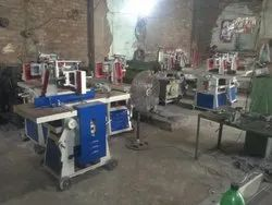 2 WOOD PLANNER MACHINE, Machine Capacity: 12, Automation Grade: Manual