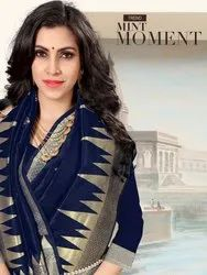Sitka Gazzing Silk Vol-3 Handloom Designer Silk Saree