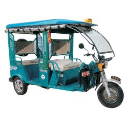 Butterfly  Battery Operated Rickshaw
