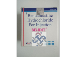 Liquid Anti Cancer Injection Bendit Bendamustine 100mg Injection, Packaging Type: Vial Packing