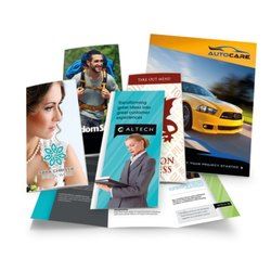 Leaflets And Brochure Printing Service