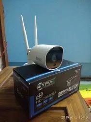 2mp Bullet Camera Wifi Outdoor Camera, 12-v 2amp Adapter, Model Number: Xp-wp6c20-ipe Wifi