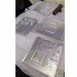 Aluminum Machined Metal Box