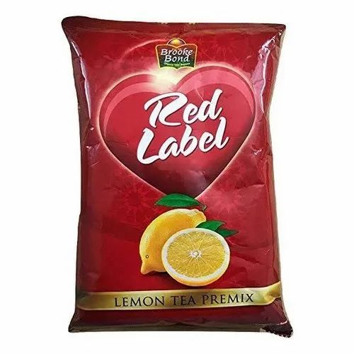 Red Label Lemon Tea Powder, Pack Size: 250 Gm, Rs 145