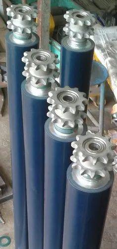 PU Rollers For Conveyor