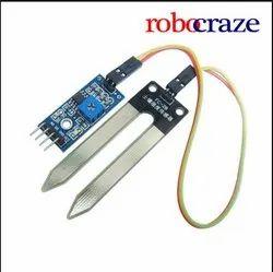 Robocraze Soil Moisture Sensor Module for Arduino, RaspberryPi