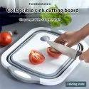 Foldable Vegetables Chopping Basket