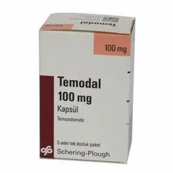 Temodal 100 Mg Injection